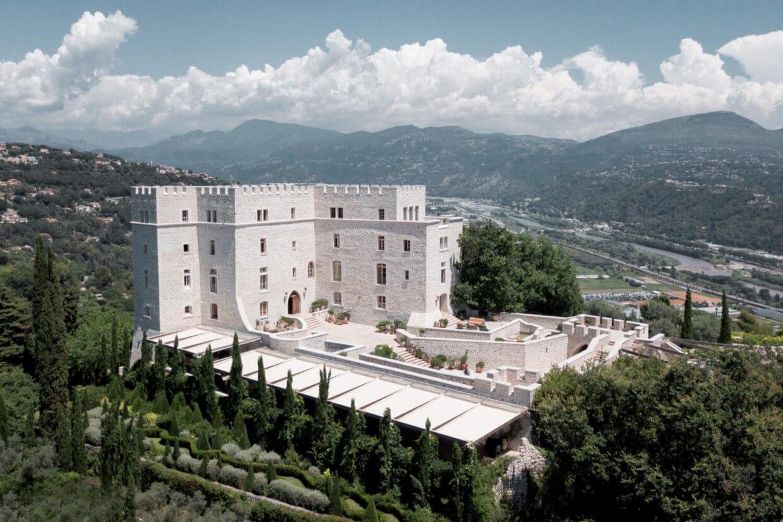 Замок в Ницце для свадьбы