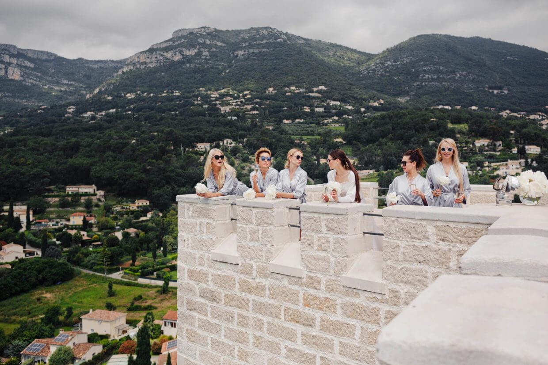 Свадьба за границей во Франции в городе Ницца