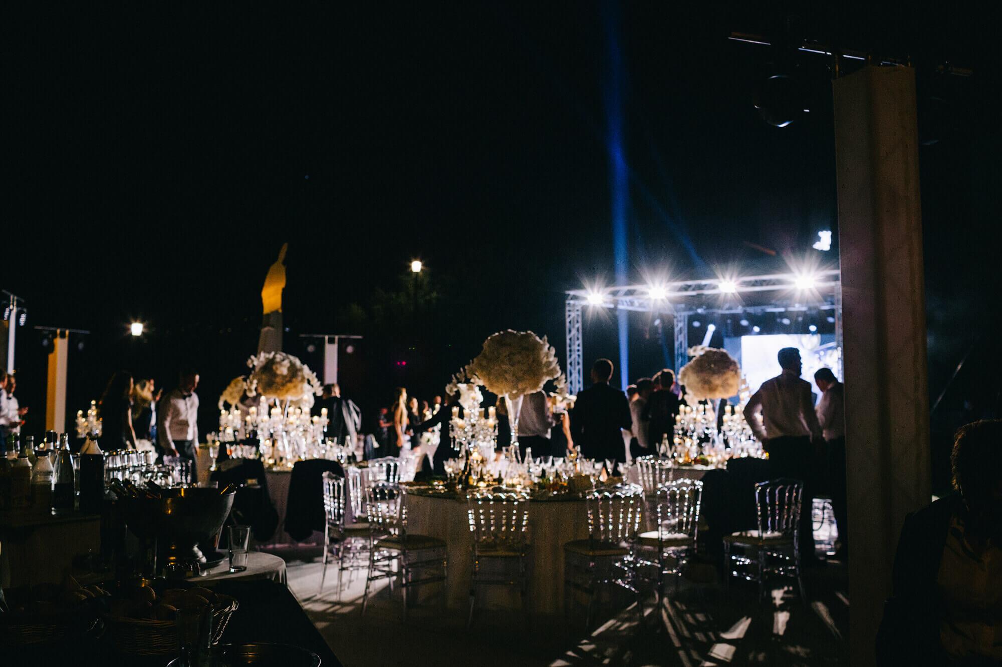 Организация свадьбы за границей. Свадебное агентство BM Weddings and Events