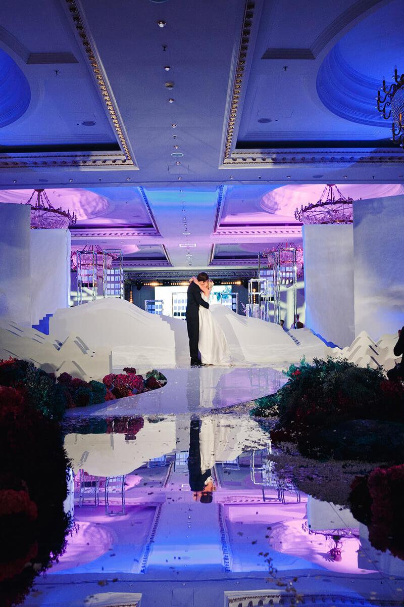 Свадьба в Ритц Карлтон. Свадебное агентство BM WEDDINGS & EVENTS