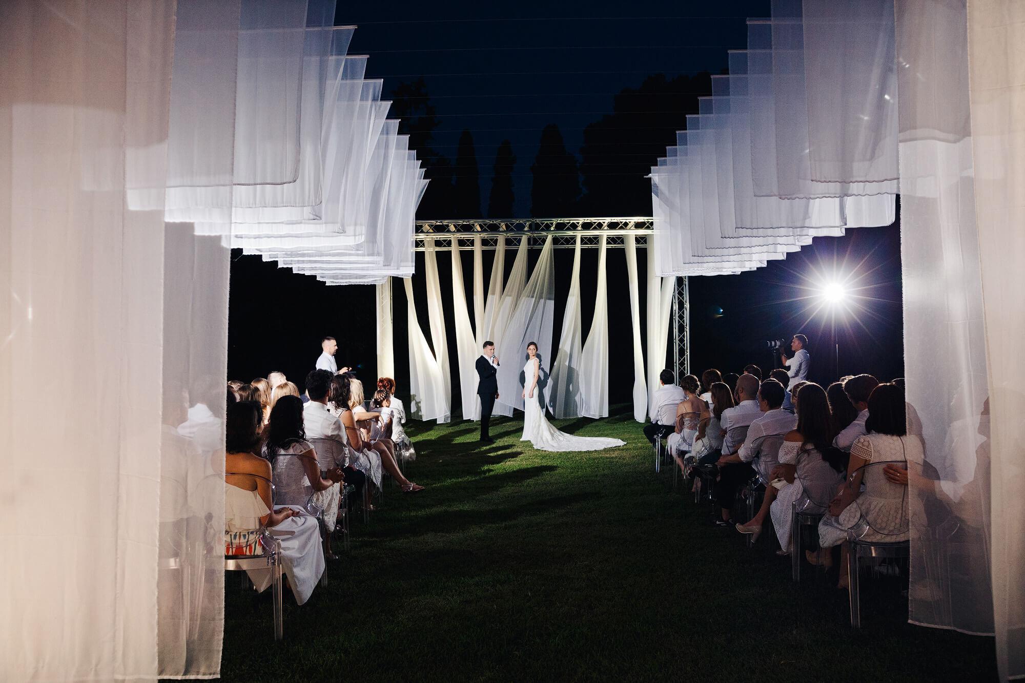 Организация свадьбы в Италии. BM Weddings and Events