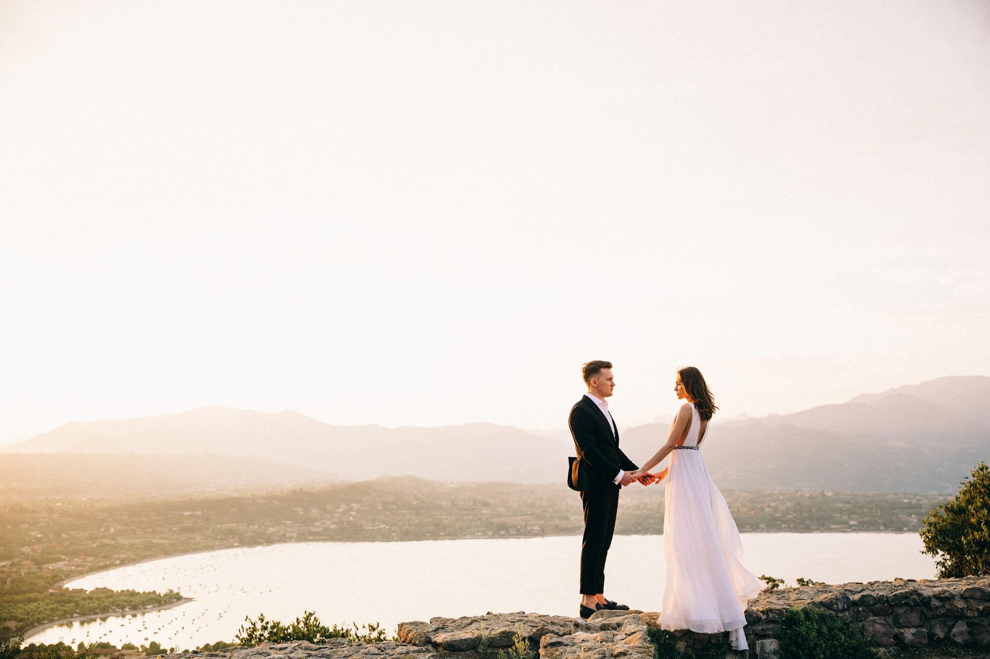 Свадьба за границей. Организация свадьбы в Италии. BM Weddings & Events