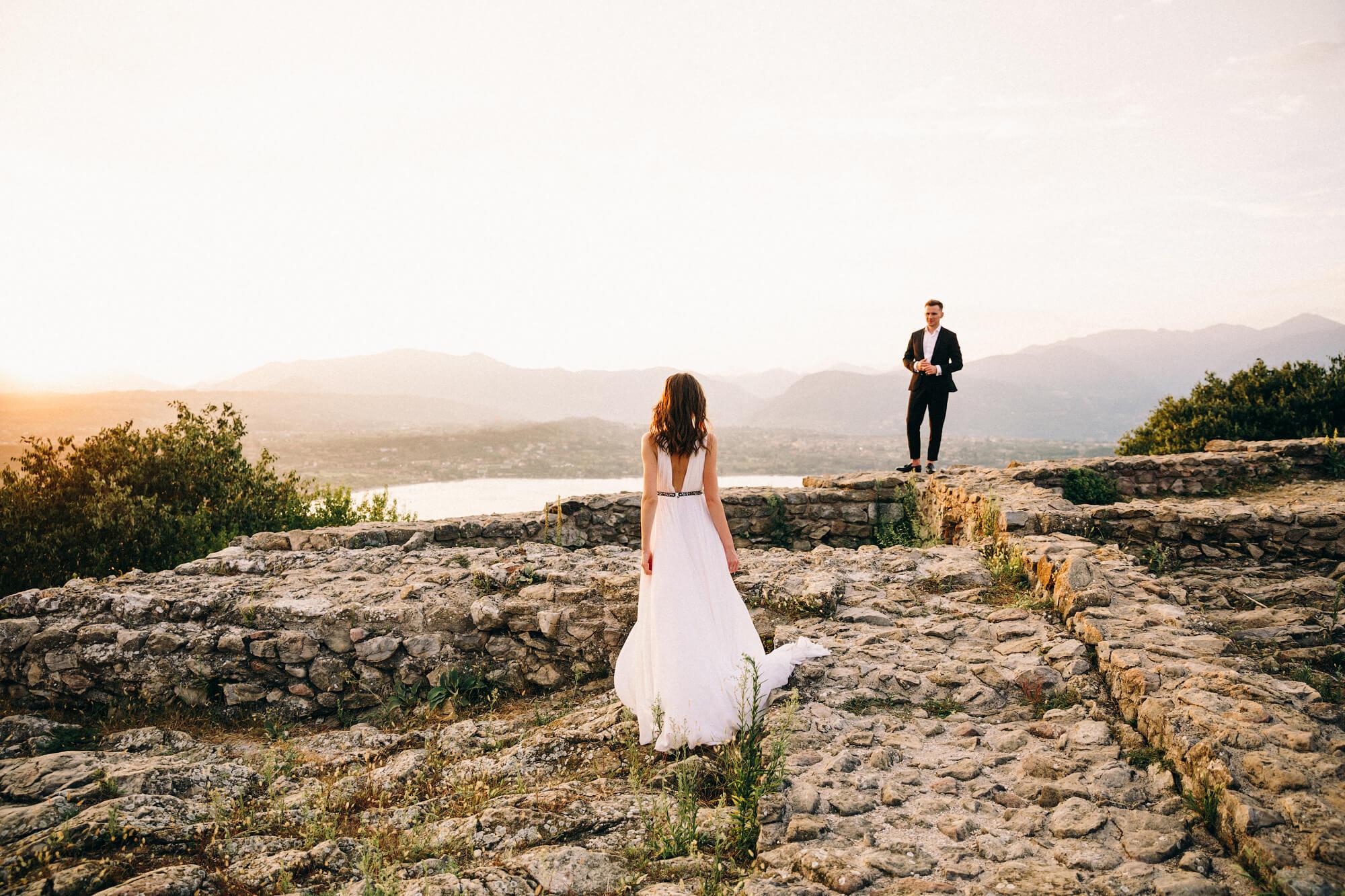 Организация свадьбы в Италии. BM Weddings & Events