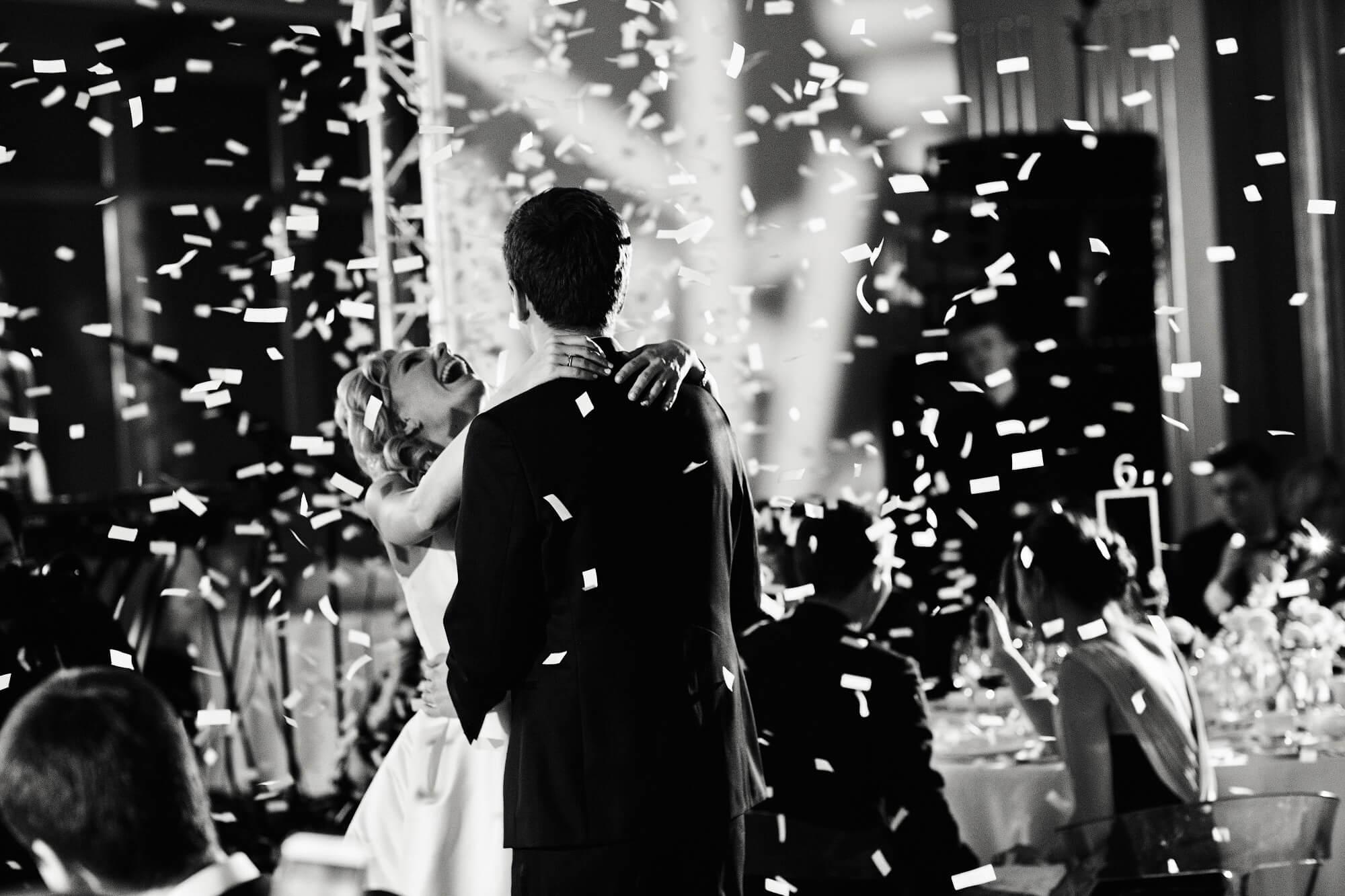 Первый танец молодоженов. Ритц Карлтон. BM Weddings & Events