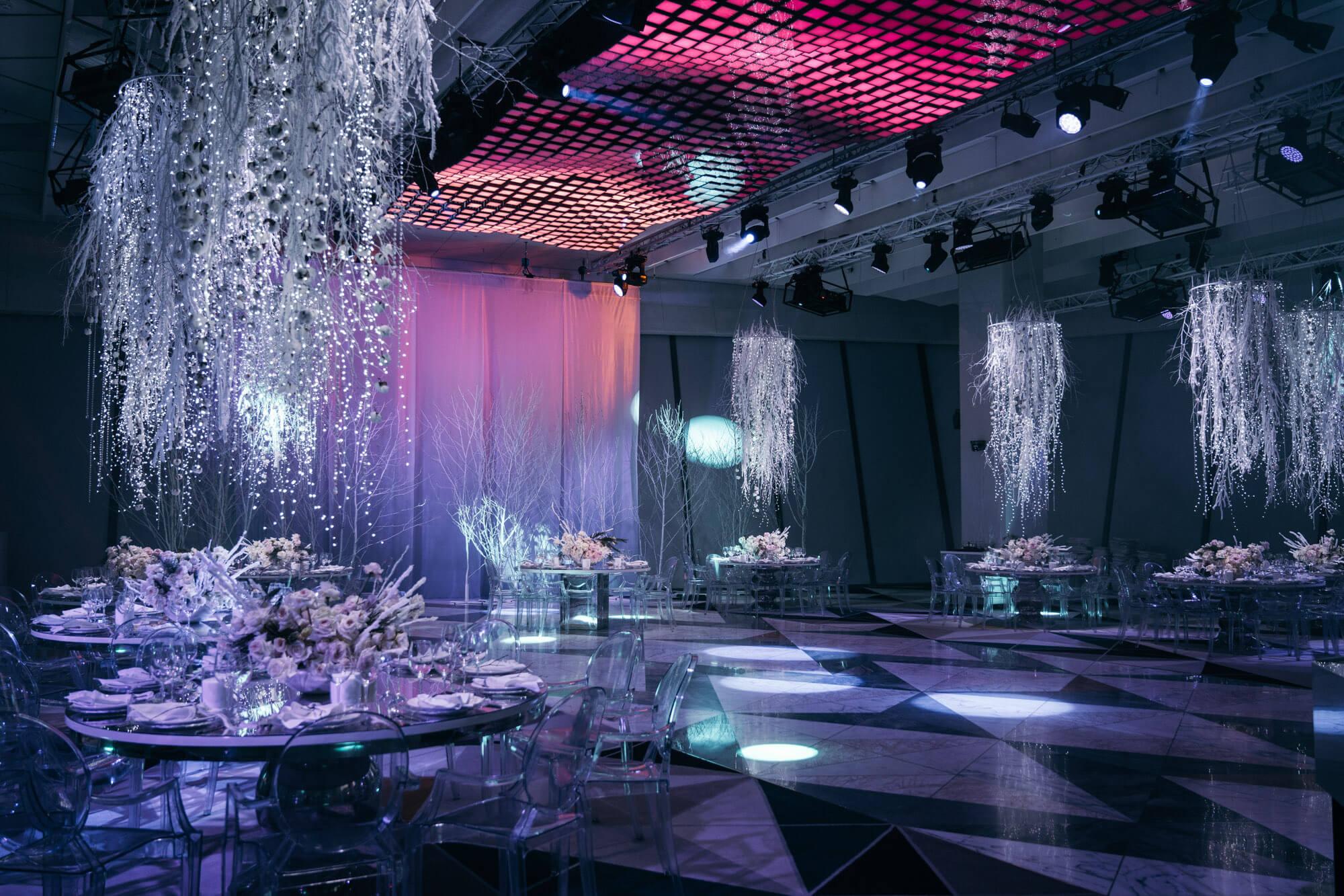 Оформление ORION HALL. Свадебное агентство BM WEDDINGS & EVENTS