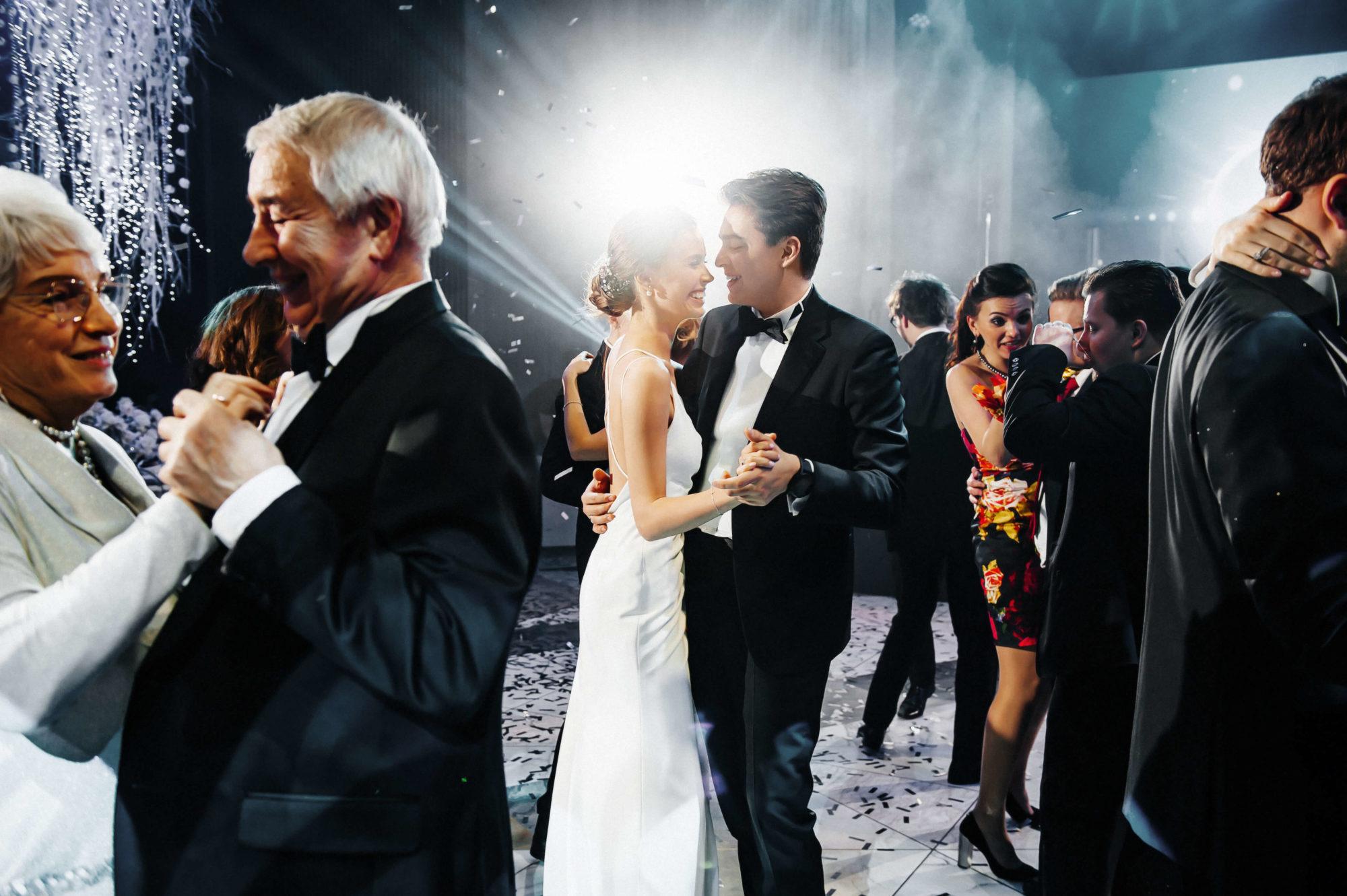 Танец молодоженов. Свадебное агентство BM WEDDINGS & EVENTS