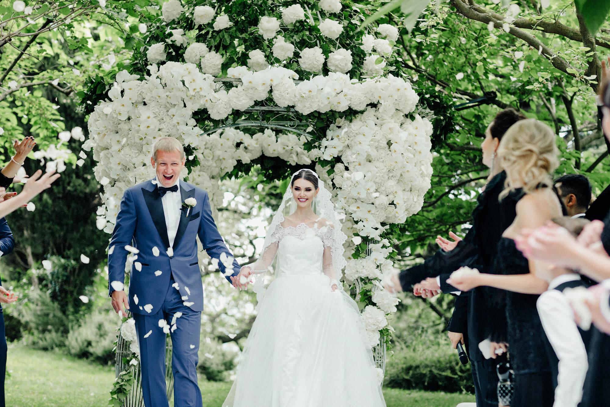 организация свадеб по всему миру